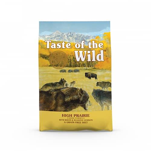 Taste of the wild High Prarie Bison 12,2 kg