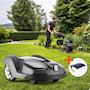 Husqvarna Automower® 430x Installerad och klar