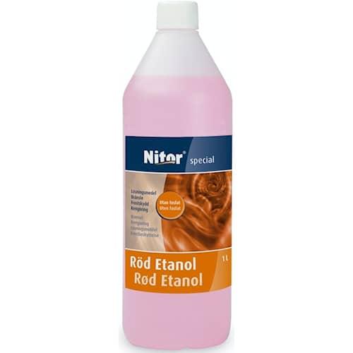 Nitor Röd Etanol 1L