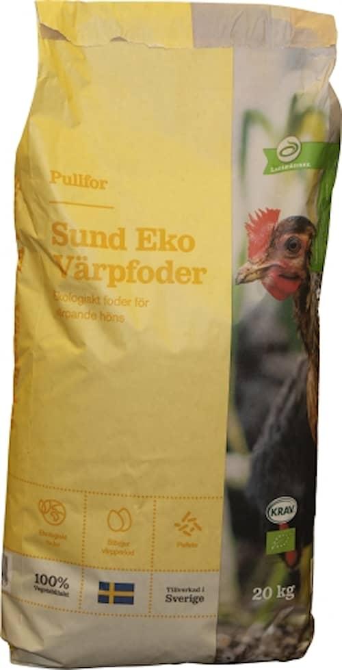 Sund Eko Värpfoder 10kg