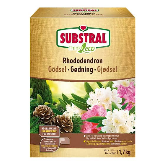 Substral Rhododendrongödsel 1,7 kg