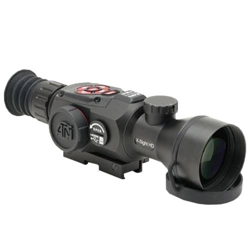 ATN X-SIght ll HD 3-14 x 50 Smart Dag/Natt-kikarsikte inkl. batterier och laddare