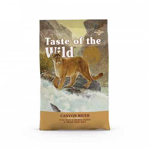 Taste of the Wild Canyon River Trout 6,6 kg