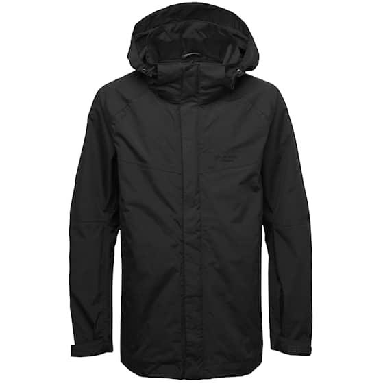 North Bend Guardian Vapaa-ajan takki musta