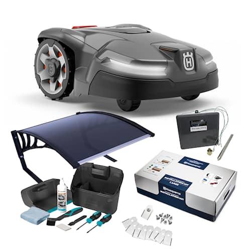 Husqvarna Automower® 405X Premiumpaket