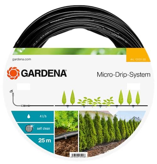 Gardena 25m förlängning utan tryckutjämnare