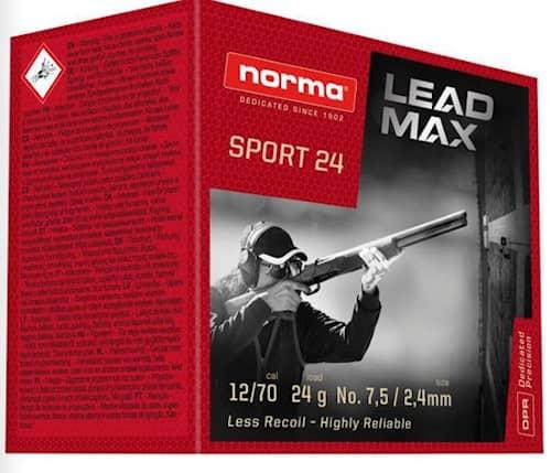 Leadmax Sport 12/70 Us9 25pack