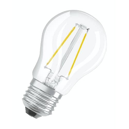 Osram Led Lamp Retro Pallo (40) Himmennettävä E27 Kirkas 827 4.5w Cl P Osram