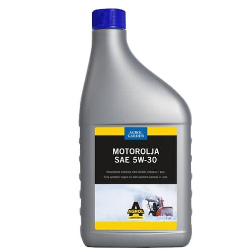 Garden Moottoriöljy SAE 5W-30 Täyssynteettinen 1 l