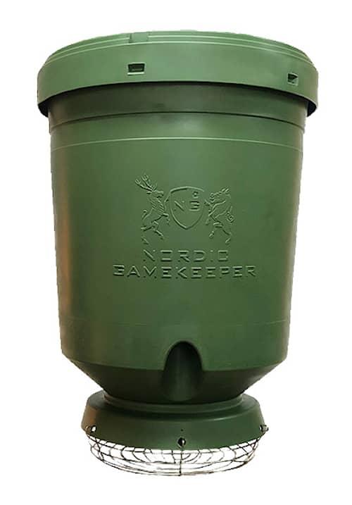 Komplett 125 liters Foderautomat med FeedCon