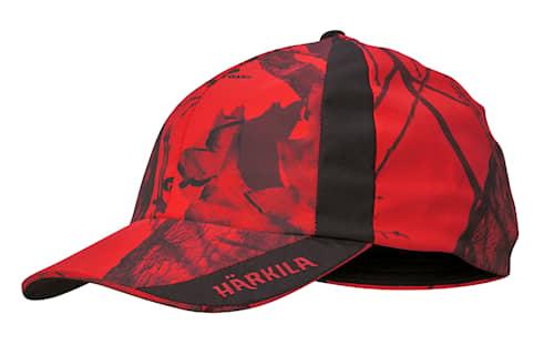 Härkila Moose Hunter 2.0 Safety Keps MossyOak RedBlaze
