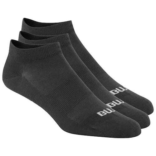 Bula Safe Sock 3-pakkaus Miehet Musta
