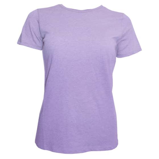 Clique Naisten t-paita violetti