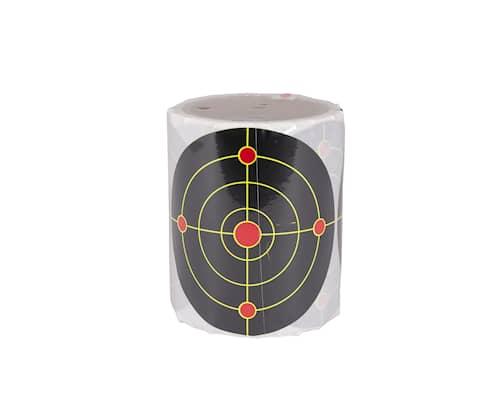 Alces Itseliimautuvat ampumataulut 12 cm 100-pakkaus