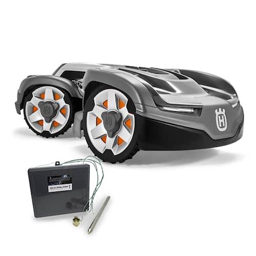 Husqvarna Automower 435X AWD X-Line Robotgräsklippare