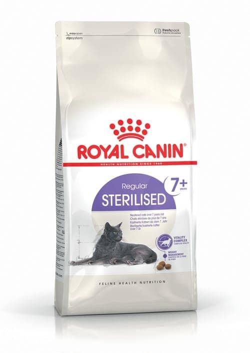 Royal Canin Sterilised  7+, 3,5 kg