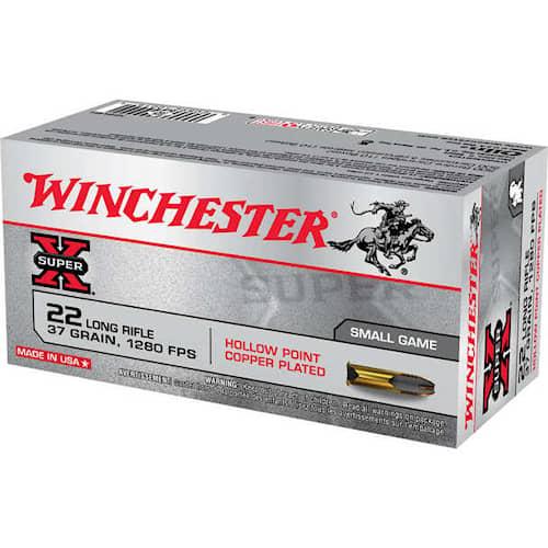 Winchester 22LR Super-X 37gr