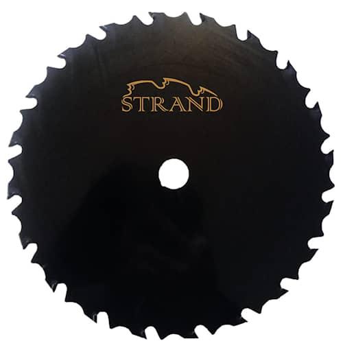 Strand Röjsågsklinga Hårdmetall 200 x 25,4