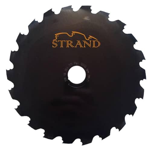 Strand Röjsågsklinga 200x20