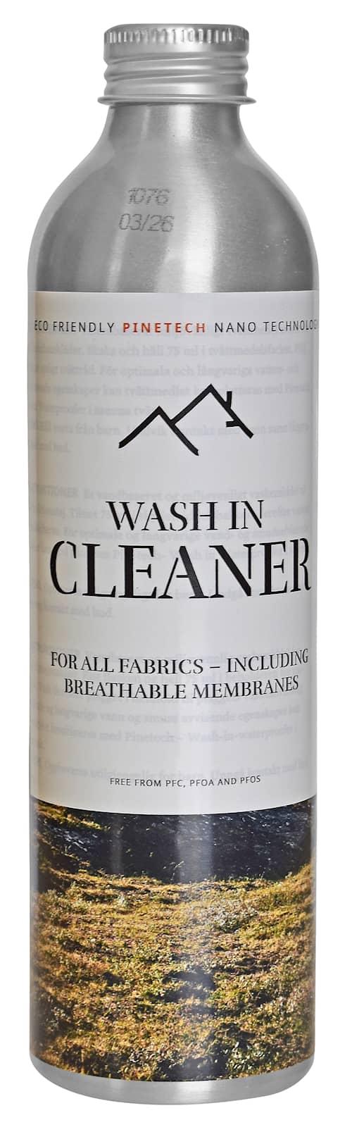 Wash-in Cleaner Pesuaine