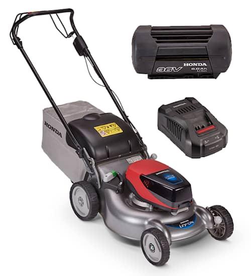 Honda Gräsklippare HRG 466 XB inkl. batteri och laddare