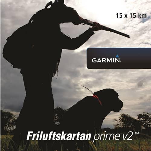 Garmin Ulkoilukartta Prime V2 Arvotodistus 15 x 15 km