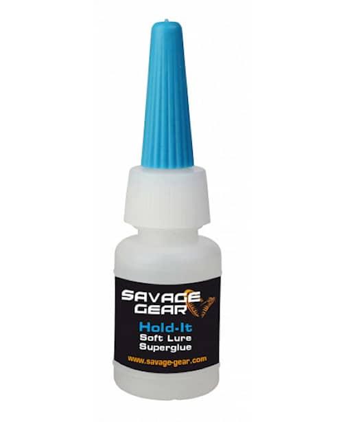 Savage Gear Hold-it Soft Lure Superglue 8ml