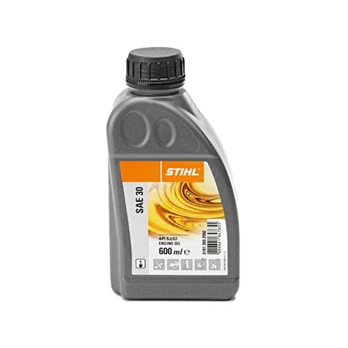Stihl moottoriöljy SAE 30, 0,6l