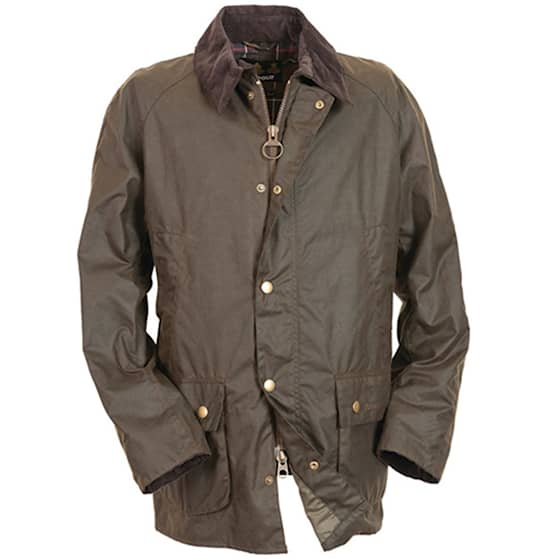 Barbour Ashby Oljerock
