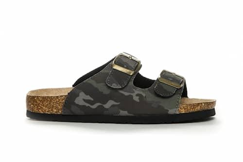 Duffy Slip in -sandaali Khaki