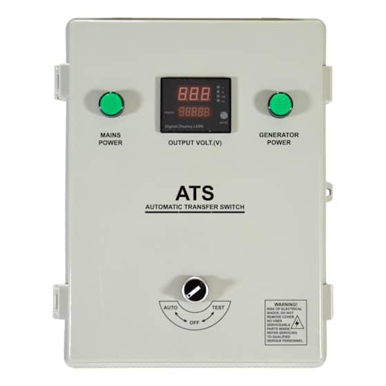 Energy ATS Automatisk överföringsbrytare 400V