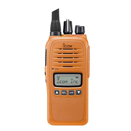 Icom Prohunt Basic 2 Dansk Radio Orange